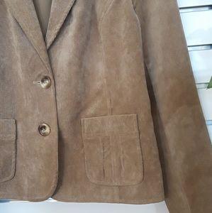 Studio Works Taupe Jacket